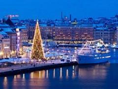 Новогодний тур по странам Балтии