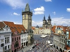 Туры по Европе, Праге, Кракову